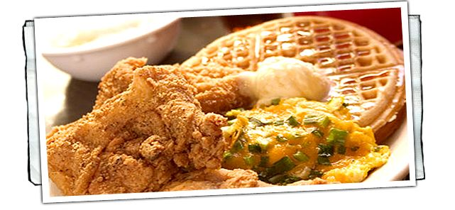 Lo-Lo's Chicken and Waffles, Phoenix, AZ- I prefer the Yuma Street location.  mmmmmmm