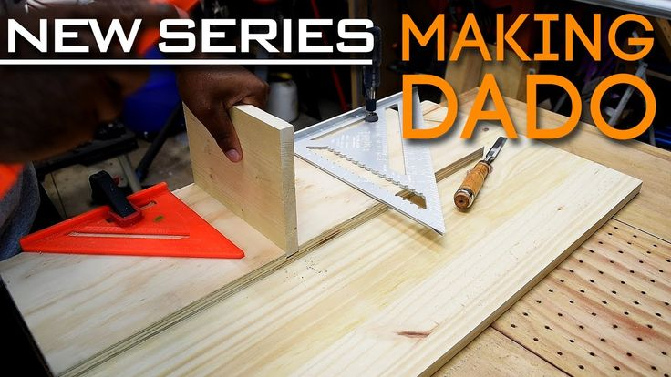 Dado with a circular saw one minute challenge new