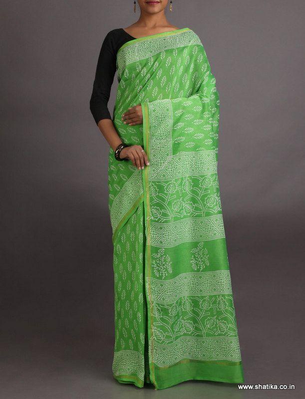 Savitri Bright And Bold Exclusive #Bagh #HandPrintSaree