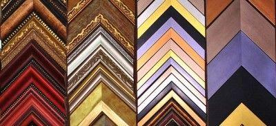 molduras de madera para cuadros y marcos