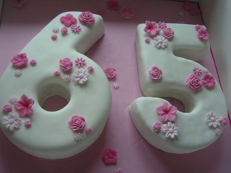 65 Birthday Cakes Ideas