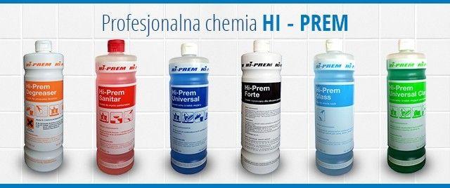 Chemia profesjonalna Hi-Prem została stworzona na początku 2012 roku. Od samego początku , przypadła do gustu użytkownikom. Wysoka jakość oraz przystępna cena ,sprawiają że produkt zdobywa uznanie największych firm sprzątających w Polsce.  WWW.FAIRPLAYPLUS.PL