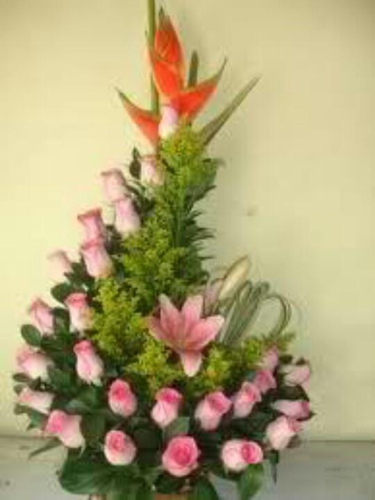 79 best Arreglos florales bellisimos images on Pinterest | Arreglos ...