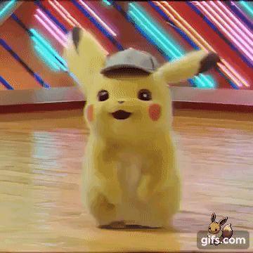 Idea by Tiffy Angel on PoKémon Pikachu, Hamster dance