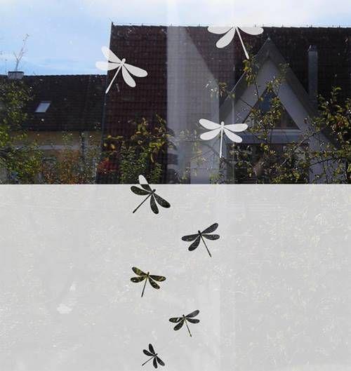Vinilos para ventanas que sirven para decorar y dar intimidad 4
