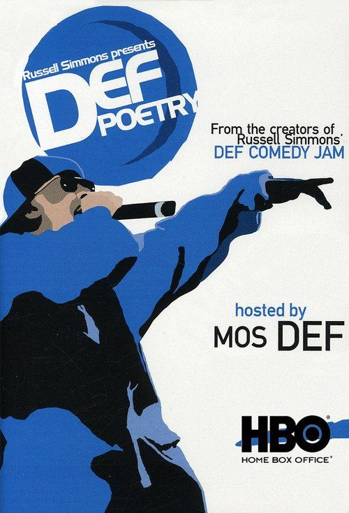 Watch Def Poetry Full Episode HD Streaming Online Free  #DefPoetry #tvshow #tvseries (Def Poetry, also known as Russell Simmons Presents Def Poetry or Def Poetry Jam, which was co-founded by Bruce George, Danny Simmons and Deborah Pointer, is an HBO television series produced by hip-hop music entrepreneur Russell Simmons. The series presents performances by established spoken word poets, as well as up-and-coming ones. Well-known actors and musicians will often surprise the audience by…