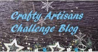 Wheelie Crafty Designs: New Mixed Media Challenge Blog Starting..