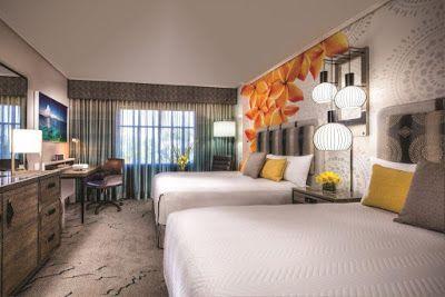 Quero ir para Orlando: Universal Orlando apresenta novos quartos do Loews...