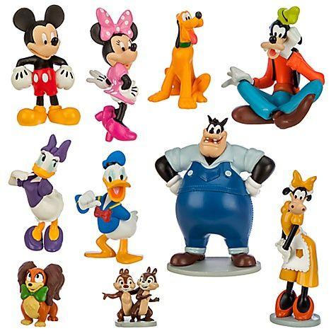 Jouets Pour Le Bain - Aspergeurs : Mickey, Minnie Et Pluto