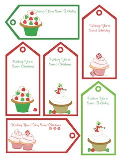 dollhouse bake shoppe free christmas printables gift tags homemade gift ideas all things christmas christmas printables christmas free christmas