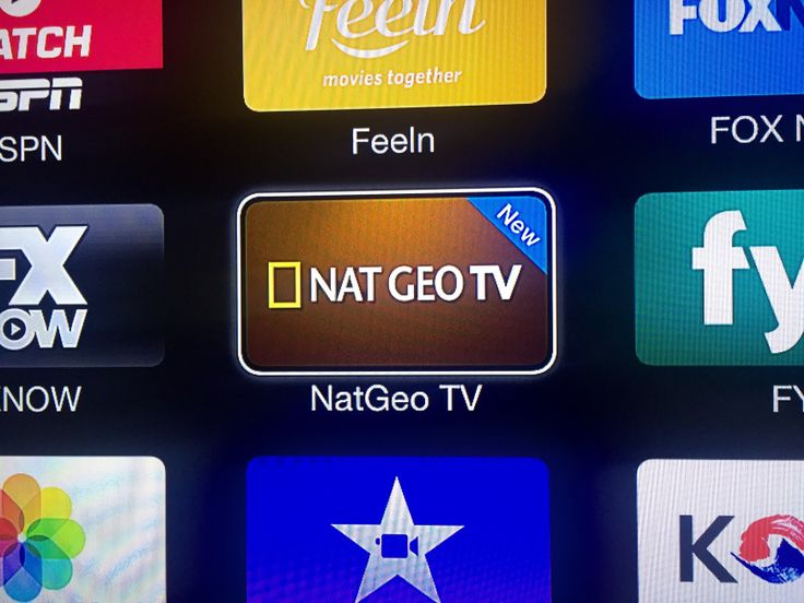 Apple TV gains 'NatGeo TV' channel from National Geographic & Nat Geo Wild