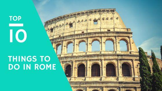 www.nomadnattie.com #top10thingstodoinRome Rome Italy Travel