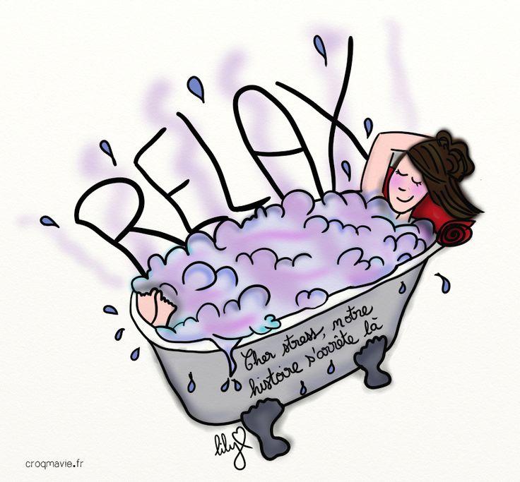 relax, bain, bulle, calme, détente, free, heureux, pause, stress, zen, croqmavie.fr