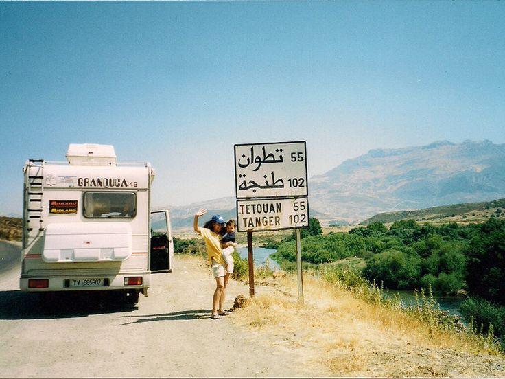 Marocco, la strada verso Tangeri