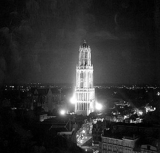 Domtoren, Utrecht (foto 1963).