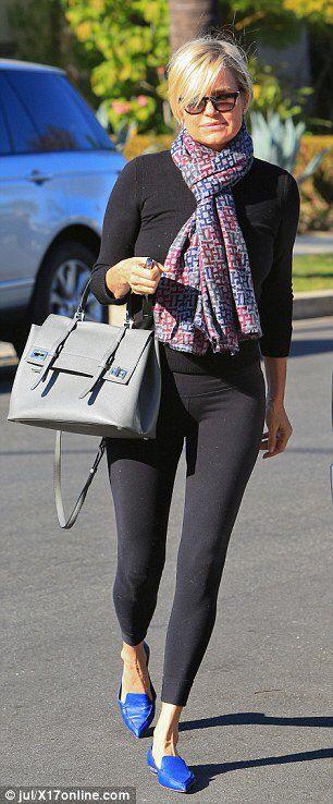 Yolanda Foster Hadid Hemisphere Cashmere print scarf - ALIKI