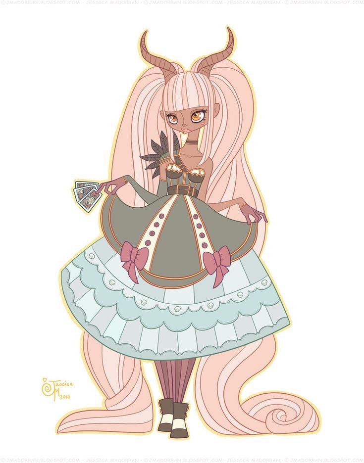 Steampunk Character Study 01 by MeoMai