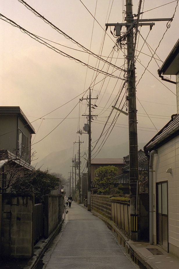 I miss Japanese suburbs