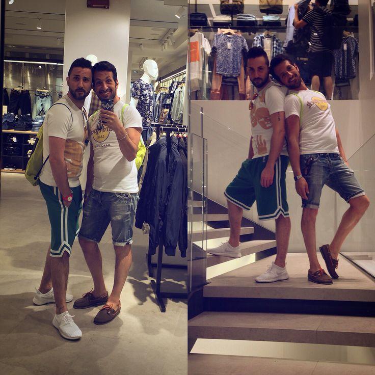 Photo by Mango  @simone.78 @antonysax  #around #location @mango #milan #city #store #evening #friends #relax #followers #followme #photo #iphone6 #relax #hastag #IT #italy #socialnetwork #pinterest #instagram #foursquare #swarm #tumblr #twitter #facebook #face #followers #kiss #good #duomo
