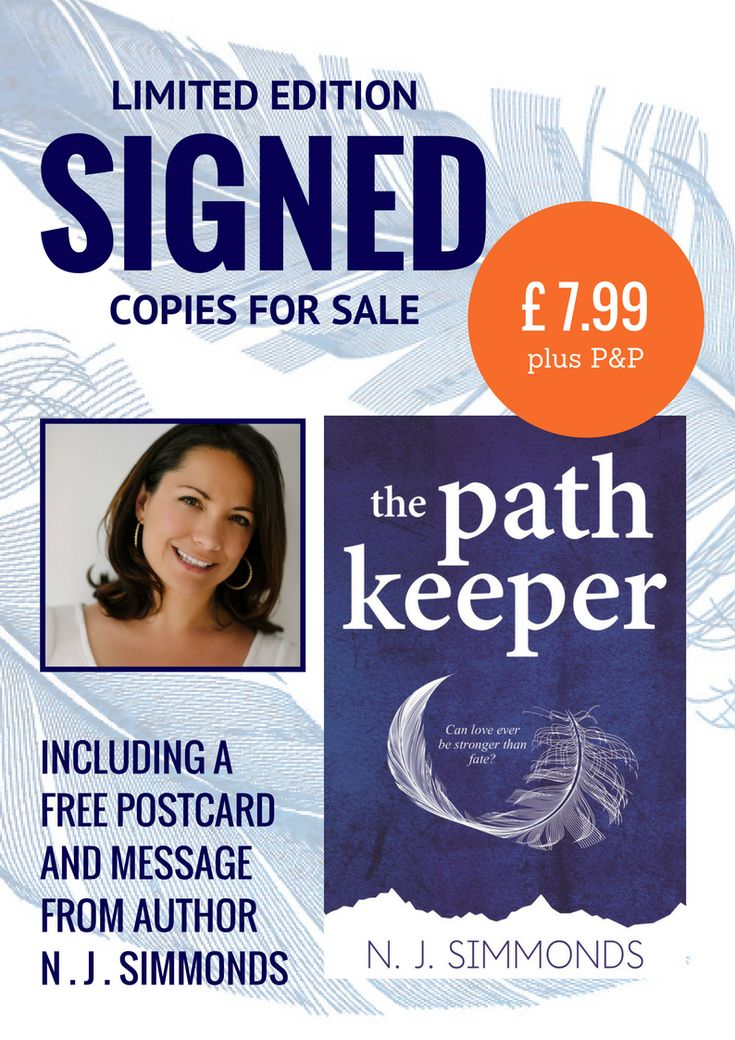 N J Simmonds is the author of bestselling YA fantasy romance series The Path Keeper. Discover more about her latest books and events.