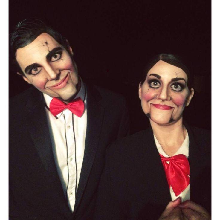 disfraces para parejas halloween novios faciles - Buscar con Google