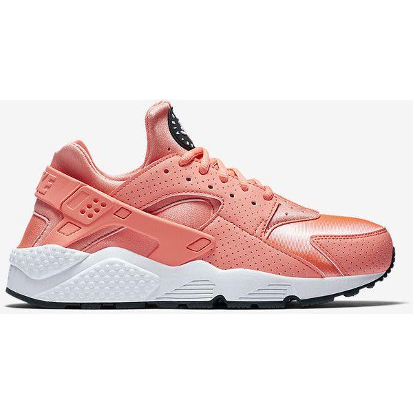 Nike Air Huarache Women's Shoe. Nike.com ($110) ❤ liked on Polyvore featuring shoes, nike footwear, nike and nike shoes