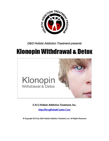 klonopin for panic disorder
