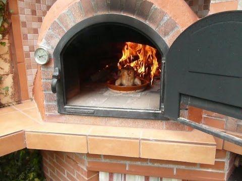Como encender un horno de le a chimeneas hornos de barro y piedra parrillas bbq y fogones - Construir un horno de lena ...