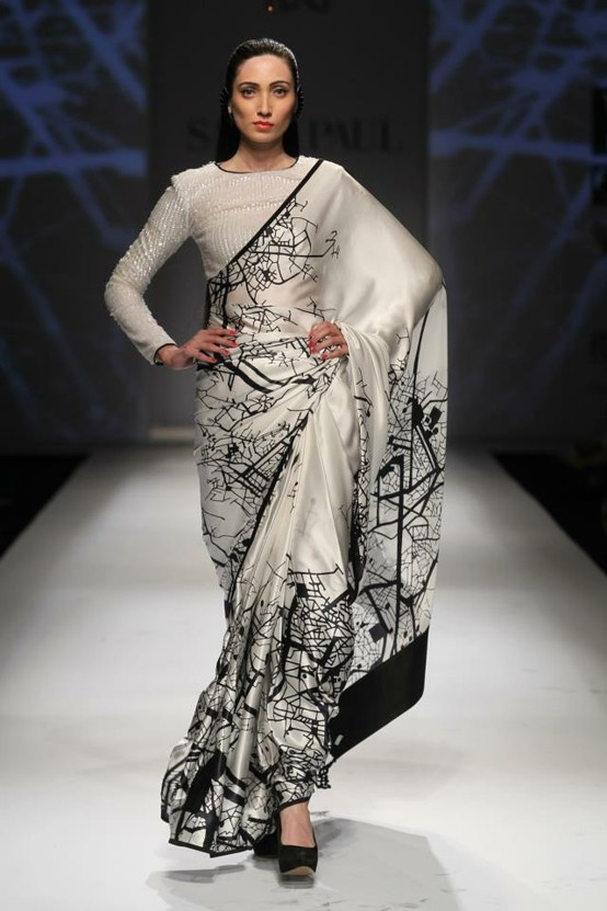 Masaba Gupta's debut collection for Satya Paul ~ Wills Lifestyle India Fashion Week Autumn/Winter 2013