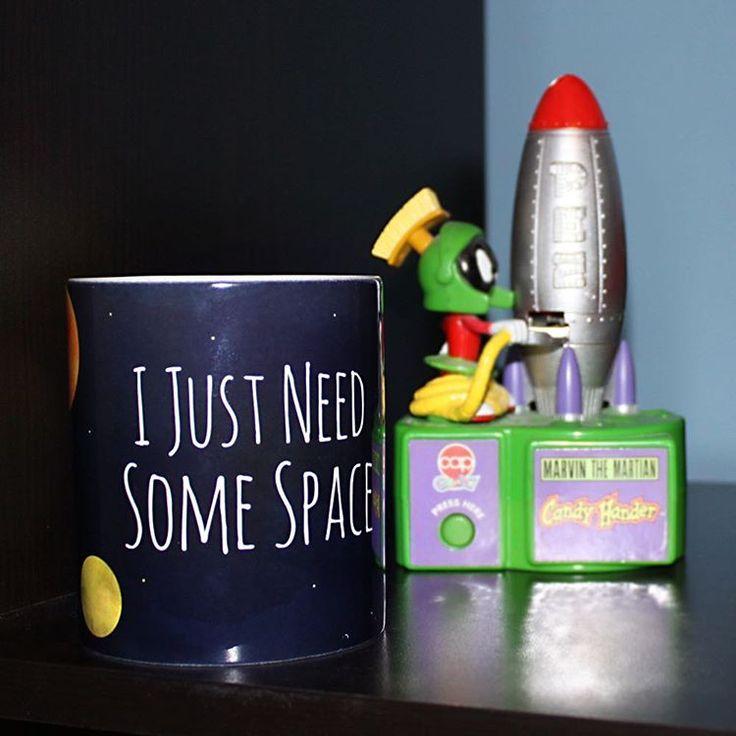 Marvin The Martian has the right idea!  . . . . #alittleleafy #society6 #shareyoursociety6 #marvinthemartian #marvin #looneytunes #puns #funny #punny #thisisfunny #stars #astronomy #star #universe #milkyway #nightsky #solarsystem #planet #science #moon #astrophotography #cosmos #dark #nebula #planets #fullmoon #astronaut #nasa #earth #astrology