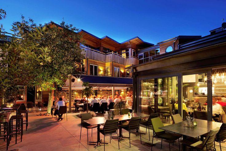 Lyxig och unik restaurang i Norrköping | The Lamp Restaurant