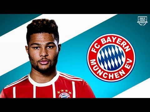 Serge Gnabry – Welcome to Bayern München – 2017 (HD)  Home of Football™ ➠ Serge Gnabry – Welcome to Bayern München – 2017 (HD) ☑  Like, Comment, Share & Subscribe for more! ↓...