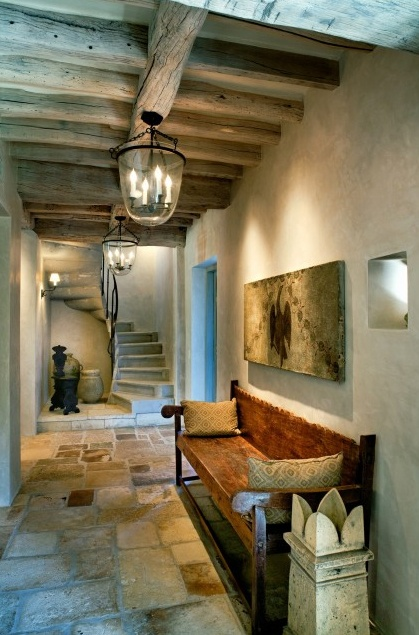 http://www.houzz.com/photos/367392/antique-stone-staircase-traditional-hall-phoenix