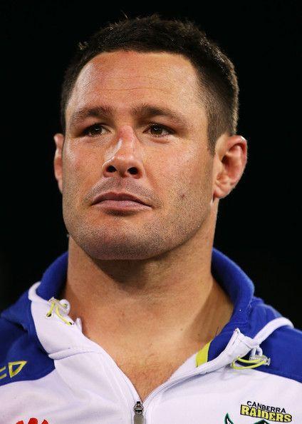 2014 NRL Round 26 Canberra Raiders v Parramatta Eels - Brett White final match