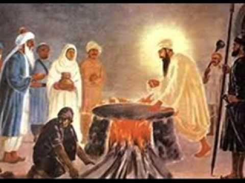 Rehraas Sahib Full Path ● Bhai Manpreet Singh Ji Kanpuri ● Sikh Prayer - YouTube