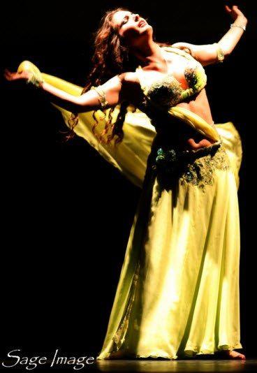 Danse orientale: pratiquer la danse orientale
