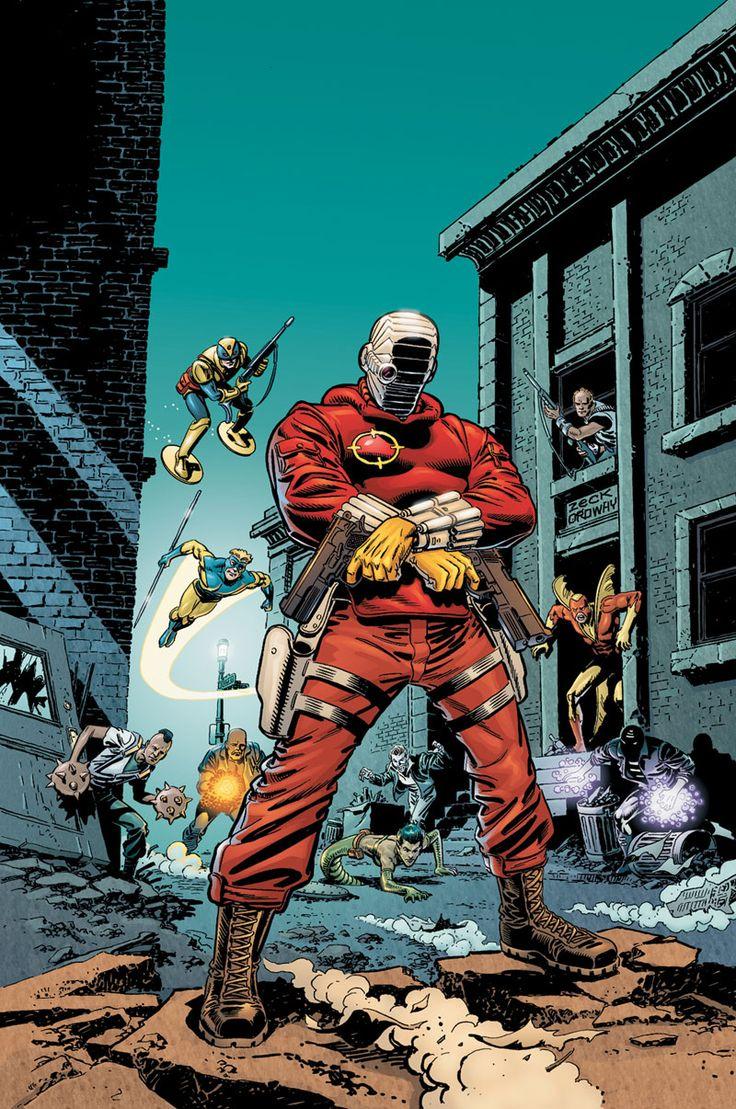 deadshot comics - Google Search
