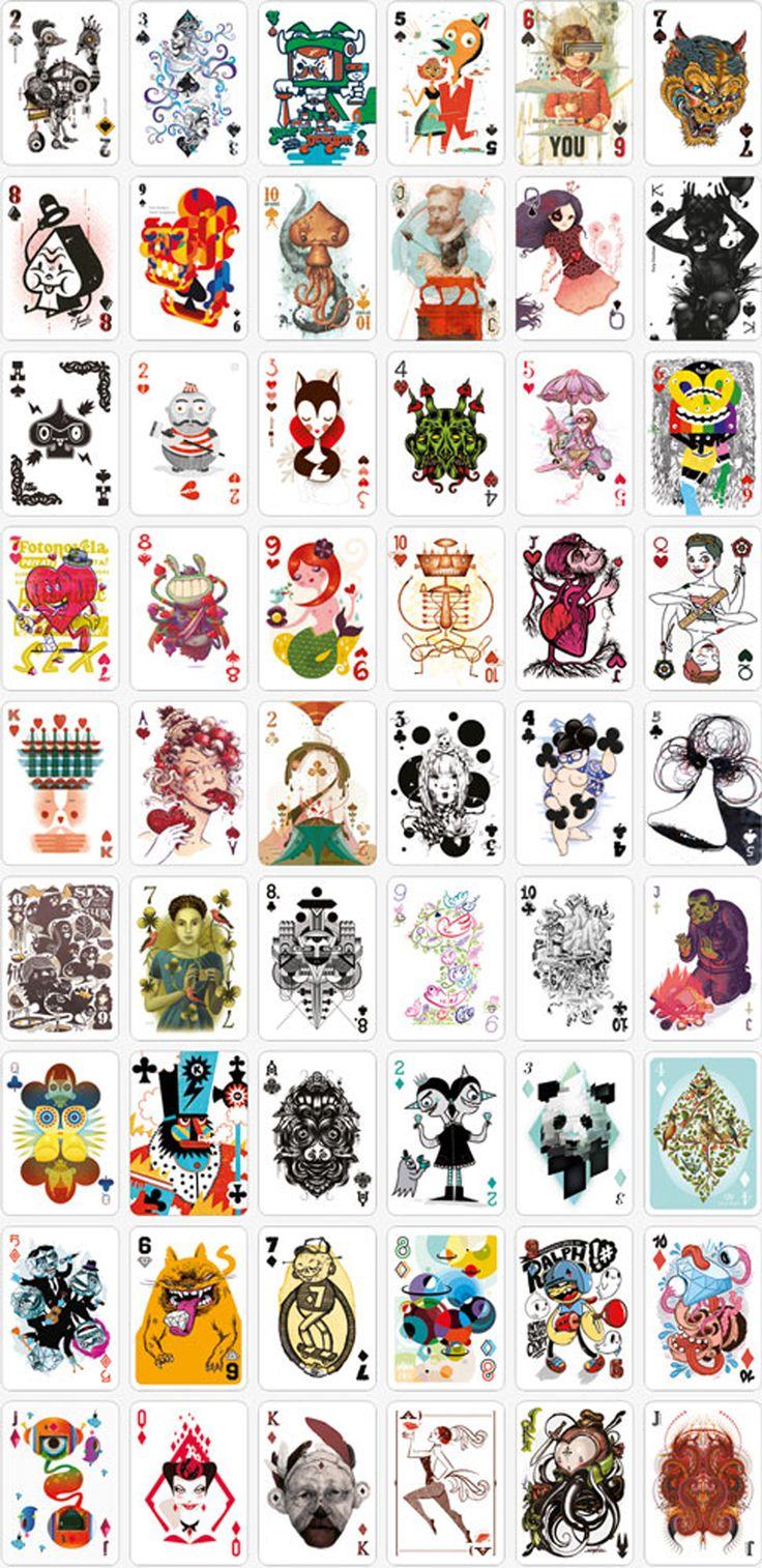 Se você foi acostumado a jogar os mais variados jogos de cartas como Cacheta, Canastra, Mau-mau/can-can/Uno, Escoba, Bridge, Poker on-line, e outros, você já se pegou pensando por que é que todos o...
