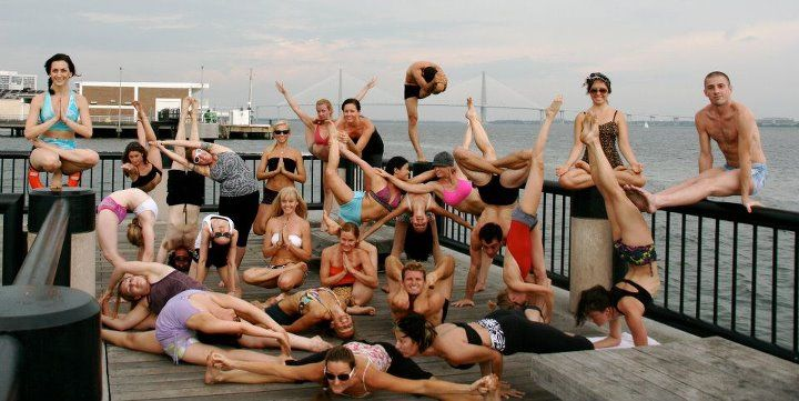 Funny Bikram Yoga Richmond