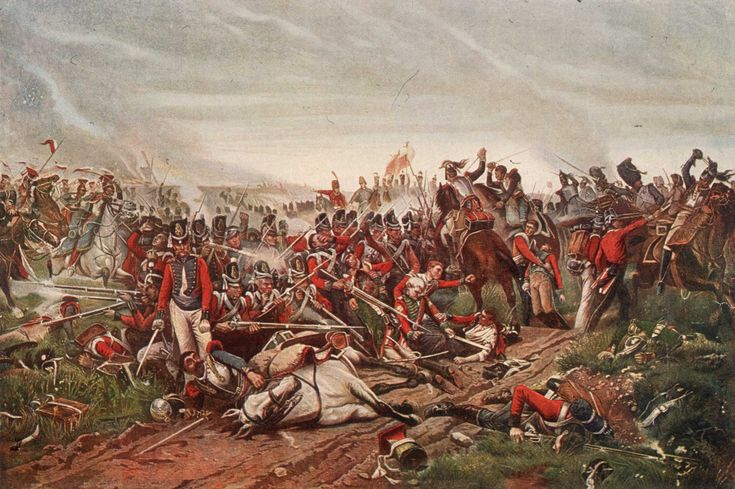 Clash of nations: Battle of Waterloo - Museum of Artifacts