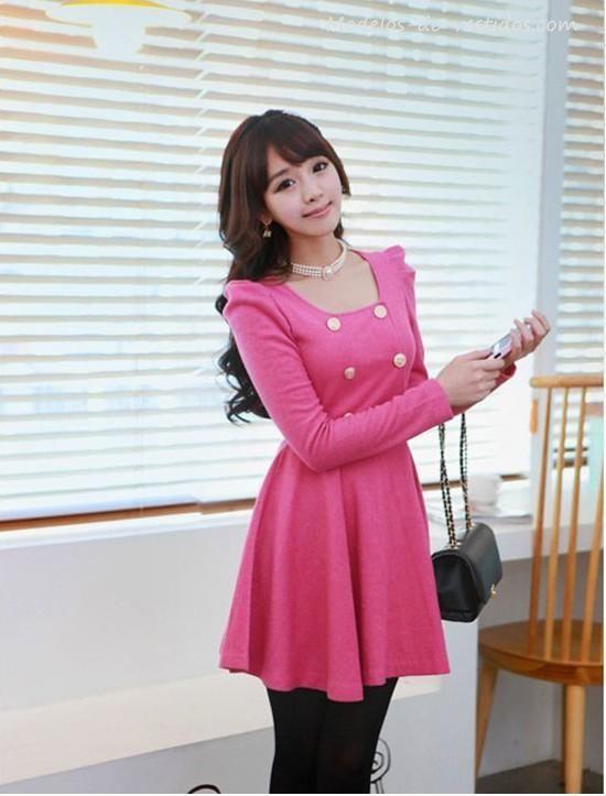 vestidos-juveniles-bonitos-10265.jpg (550×723) | Outfit ideas ...
