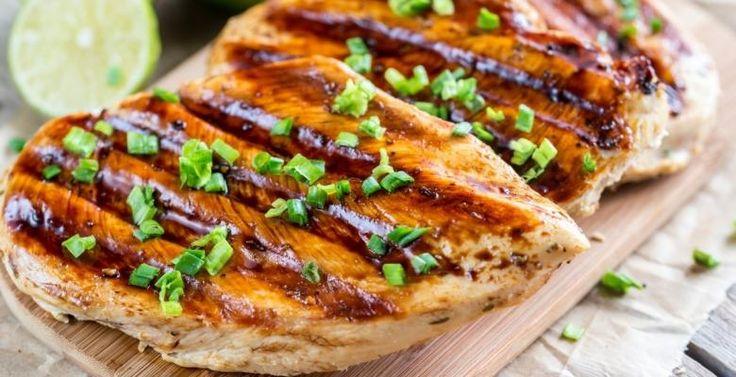 Bière et miel...Des poitrines de poulet bien savoureuses - Recettes - Ma Fourchette