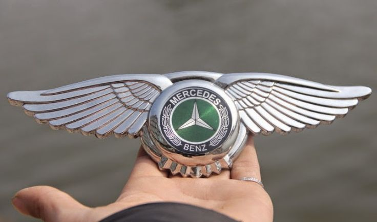 Best 25 car emblem with wings ideas on pinterest hood for Mercedes benz eugene oregon