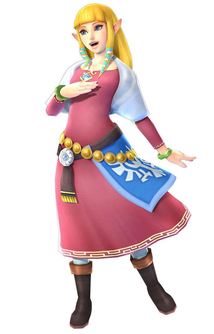 Zelda, Skyward Sword   Hyrule Warriors   The Legend of Zelda: Skyward Sword