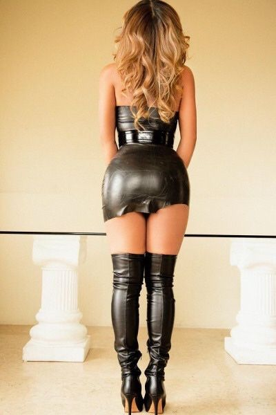 Latex trans with girls shemale transgender - 3 1