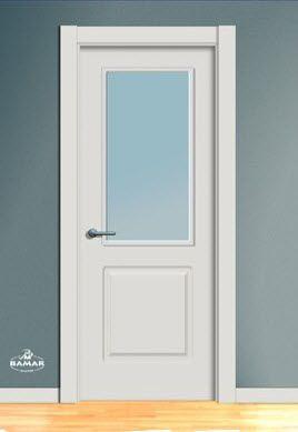 15 best puertas images on pinterest wood gates front for Puertas de madera con cristal