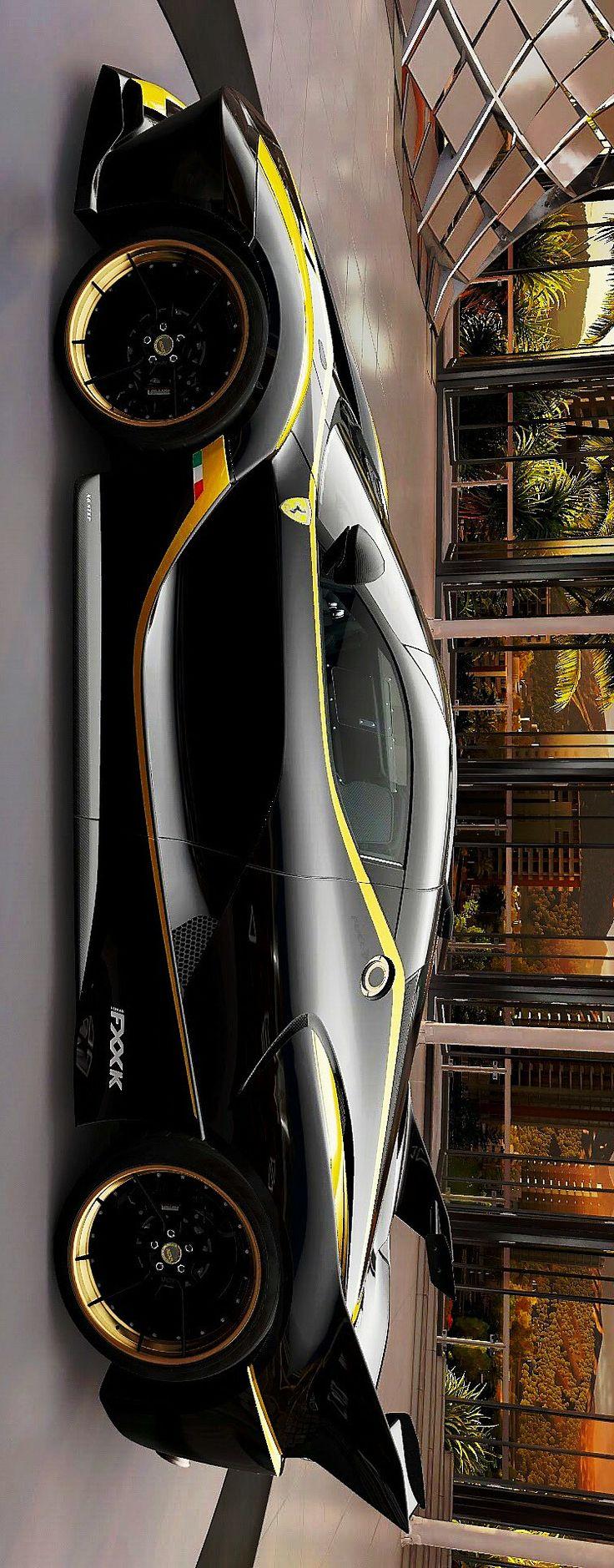 (°!°) Ferrari FXX-K