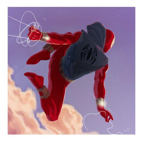 Scarlet Spider - Dima Ivanov