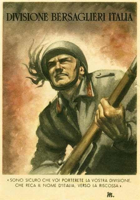 "Italian WW2 ""The Bersaglieri Division"""