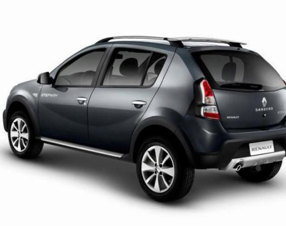 renault oroch 2018. perfect 2018 renault sandero stepway photos and specs photo  characteristics 23 perfect photos of intended renault oroch 2018 h
